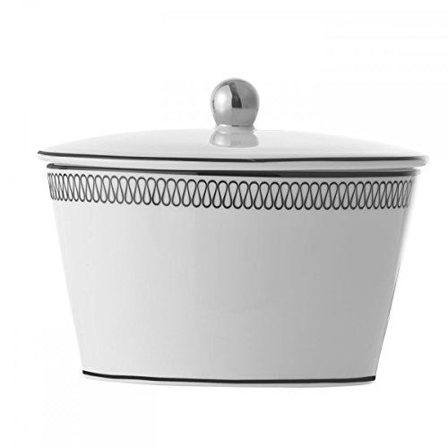 Waterford Monique lhuillier Zuckerdose mit Deckel, 8,9cm 12Oz Crystal Sugar Bowl