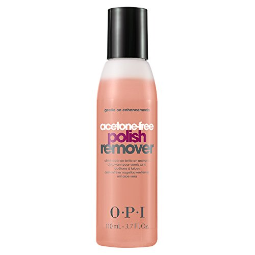 OPI Acetone Free Polish Remover 1er Pack (1 x 110 ml)