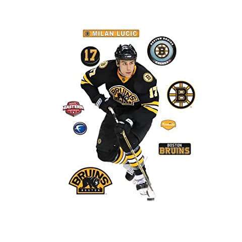 NHL Milan Lucic Bruins de Boston Autocollant mural