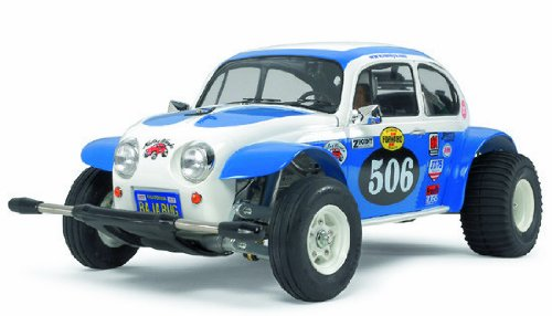RC Buggy kaufen Buggy Bild 1: TAMIYA 300058452 - 1:10 RC Buggy Sand Scorcher 2010 2WD lim*