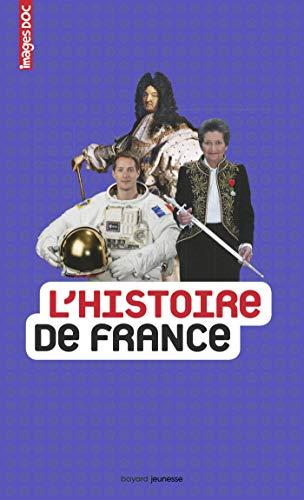 L'histoire de France (Nouvelle édition) (Images Doc) por CATHERINE LOIZEAU