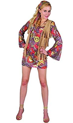 Islander Fashions Mens Womens Mexican Hawaiian Party Kost�m Erwachsene Stag Do Cosplay Zubeh�r Woodstock Blumenm�Dchen Kost�m One Size Fits Most (Men's Woodstock Kostüme)