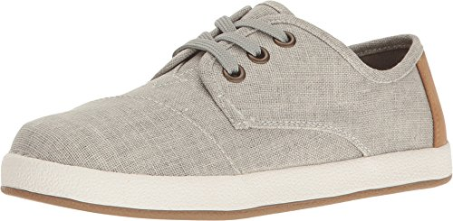 Paseo Schuh grey coated linen grey-coate