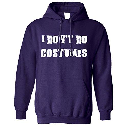 Ich tue kostümiert Halloween-Kostüm Dad Mom Monster Vampire nicht (Halloween Kostüm Lebensmittel)
