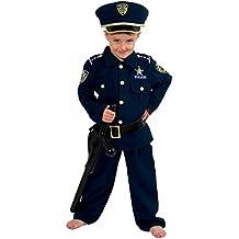 Amazon.it  costume poliziotto bambino 1e781236439f