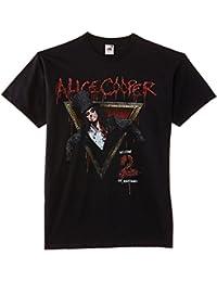 Alice Cooper Welcome To My Nightmare Rock offiziell Männer T-Shirt Herren