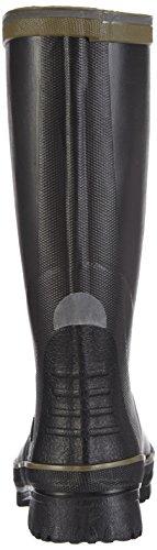 Stivali Da Pioggia Per Adulto Unisex Con Albero Lungo Unisex (nero / Multi 250)