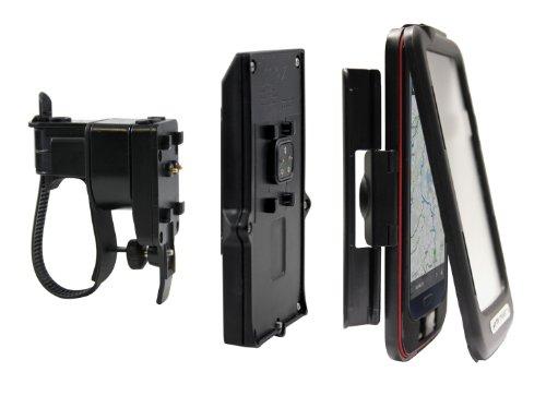 NC-17 connect spritzwassergeschützte Lenkerhalterung für Smartphone und Handy / für mit  Samsung Galaxy S4 (Handyhülle mit Fahrradhalterung und  Zusatzakku)