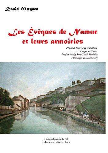 Les vques de Namur et leurs armoiries