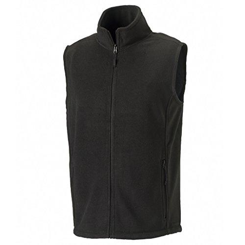 MAKZ - Manteau sans manche - Homme Noir - Noir