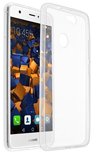 mumbi UltraSlim Hülle für Huawei Nova Schutzhülle transparent (Ultra Slim - 0.70 mm)