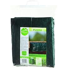 Catral 57010029 - Funda de sofá para exterior, 84 x 220 x 85 cm, color verde