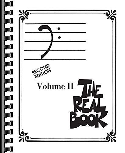 The Real Book: Volume II - Second Edition (Bass Clef Instruments): Noten für