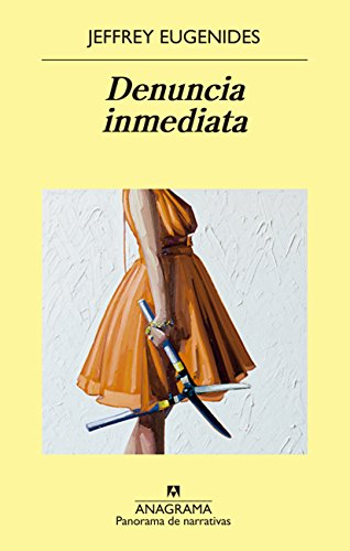 Denuncia inmediata (Panorama de narrativas nº 977) eBook ...