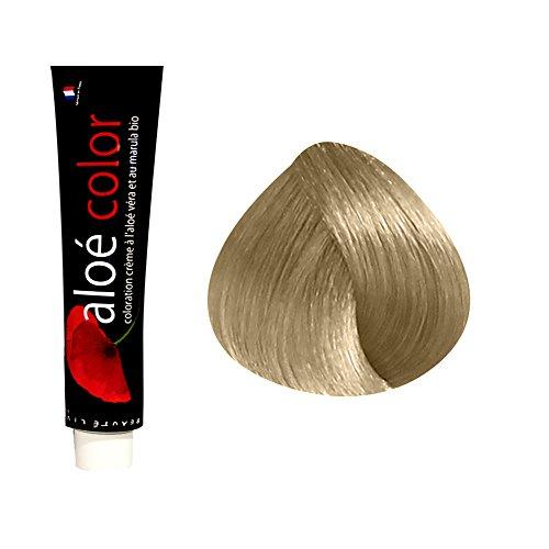 Beautélive Coloration crème à l'aloé véra et au marula Supers Éclaircissant, 900 : Très Blond Avec ammoniaque, 100ml