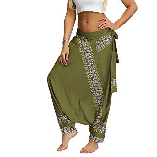 Hosen Bequeme Mode 2019 Männer und Frauen verlieren Yogahosen Zwei tragen große Hosen Hosenoverall Yogahosen ()
