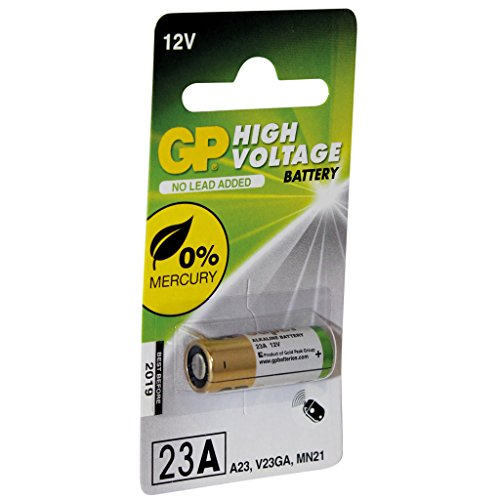 Pile voltage élevé 23 AE