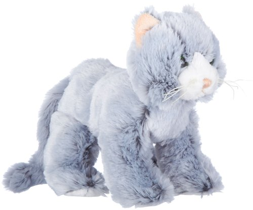 Webkinz SilverSoft Cat Plush Toy with Sealed Adoption Code