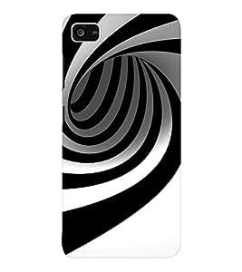EPICCASE Black N White illustion Mobile Back Case Cover For Lenovo ZUK Z2 (Designer Case)