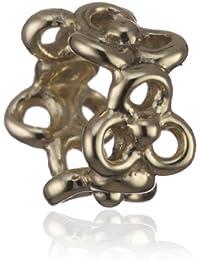 Pandora Damen-Bead  14 Karat (585) Gelbgold  KASI 75451