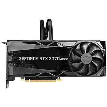 EVGA GeForce RTX 2070 Super XC Hybrid Gaming, 08G-P4-3178-KP, 8GB GDDR6, Watercooled + PowerLink