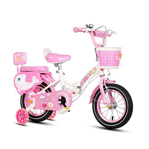 4ec4e1d9156 Bicicletas Eléctricas Plegable para niños Deportiva para niños 2-8 años de  Edad