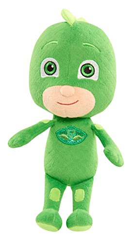 PJ Masks – Mini Plush. Gekko green