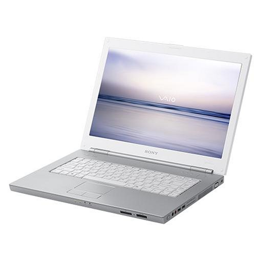 Sony Vaio -N21S/W 39,1 cm (15,4 Zoll) WXGA Notebook (Intel Core 2 Duo T5200 (1,g GHz), 1 GB RAM, 120 GB HDD, DVD+- RW DL, Vista Premium) (Ram Für Vaio Laptop)
