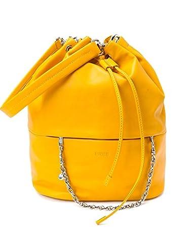 BREE Avignon 6 | elegante Hobo Bag mit 3/4 Riemen | abnehmbare Zierkette | zwanglos und modern | weiches Lederdesign für jeden Anlass sole