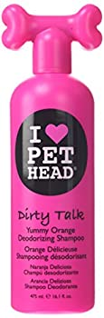 Pet Head Chien Shampooing Désodorisant Dirty Talk Parfum orange 475 ml