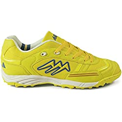 Agla Condor Light Scarpe Da Futsal Outdoor, Giallo/Bianco/Royal, 28 cm/44