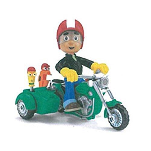 Disney Moto De Manny Manitas (Mattel)