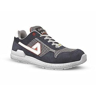 Aimont Men's Safety Shoes Blue Dark Blue Blue Size: 6
