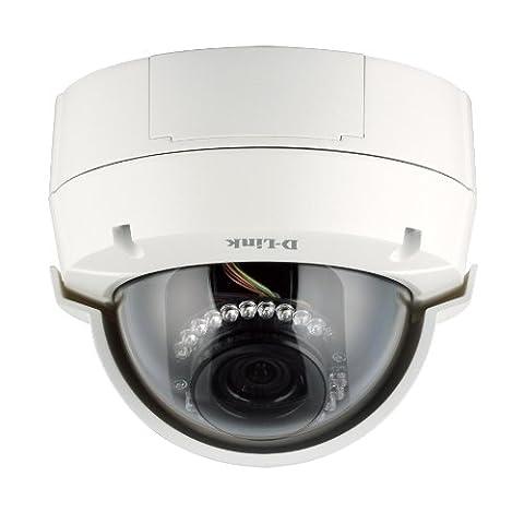 D-Link DCS-6513/E Fixed Dome Netzwerkkamera