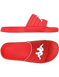 Chanclas Kappa matese Slide 923 Red White