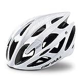 Cairbull M et L Casque Velo VTT Montagne Route Vélo Casque Ultralight Casque Adulte Enfant Unisexe Casque - Blanc - L