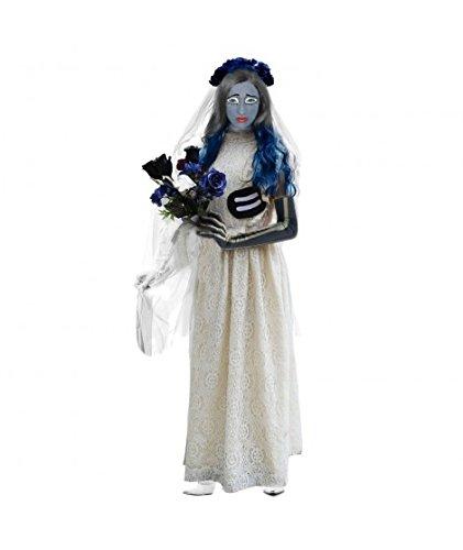 Disfraz Novia Cadáver mujer adulto (S)
