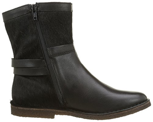 Kickers Cricket, Bottes Classiques Femme Noir