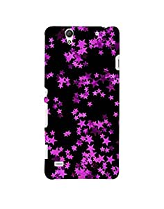 Aart Designer Luxurious Back Covers for Sony Xperia C4