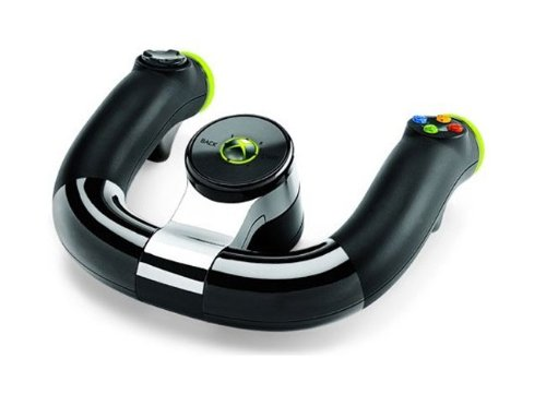 Xbox 360 - Wireless Speed Wheel inkl. Forza Horizon (geeignet für Kinect)