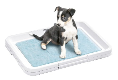 Karlie Flamingo 08323 - Puppy Potty HundeWC - 49.5 x 39.5 x 4 cm