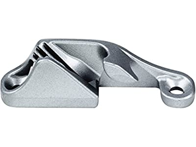 CLAMCLEAT Angeln Accessoires Clamcleat Side Entry Starboard für Tau 3-6 mm, 49500
