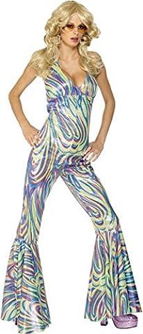 Disco Porter Costumes - Fancy Party Dancing Queen Costume Années 70disco