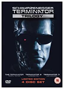 Terminator - The Trilogy (four disc edition) [DVD]