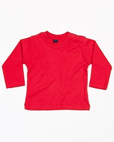 Babybugz - Sudadera de deporte - para bebé niño rojo