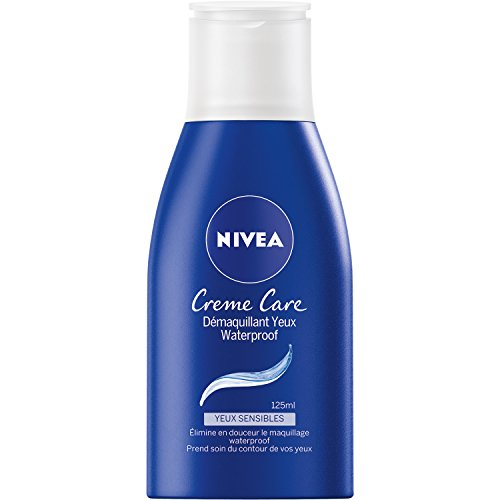 Nivea desmaquillante ojos Creme Care eficaz maquillajes