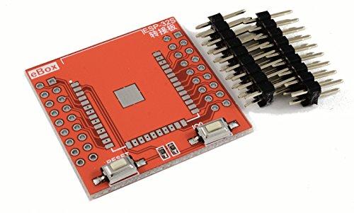 Adaptateur Breakout Board pour Esp-32s Esp32Esp-wroom-32module Bluetooth sans fil