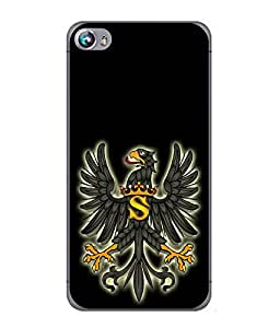 FUSON Designer Back Case Cover for Micromax Canvas Fire 4 A107 (Doves Eagles Batmans Movie Cartoons)
