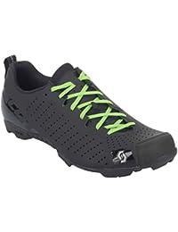Scott chaussures de VTT AR Lace Clip Vélo Gris/Noir 2018, 46
