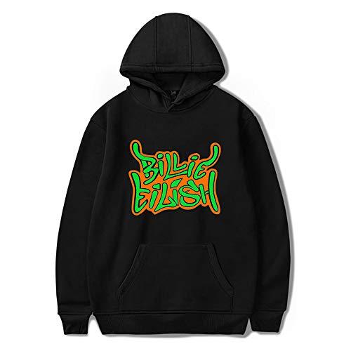 Hoodie Sweatshirt Hose (Billie Hoodie Sweatshirt Pullover Hoodies T-Shirt Hose für Erwachsene (M, Sweatshirts 7))